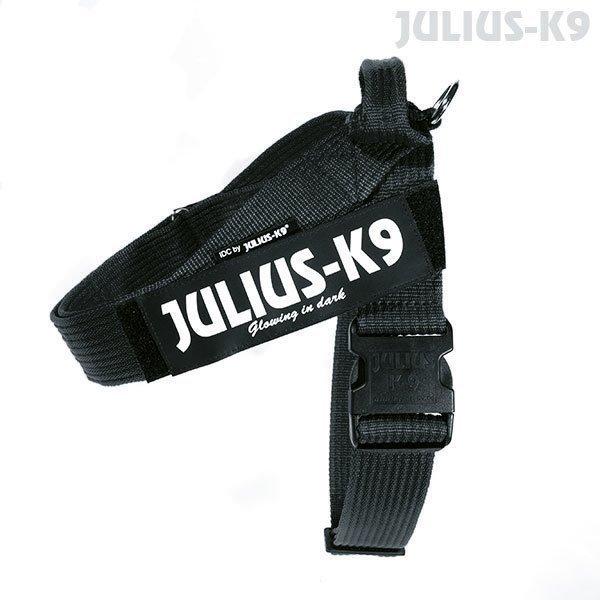 Julius K9 Idc Beltharness Musta