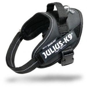 Julius K9 Idc Dragsele Stl.3 Svart