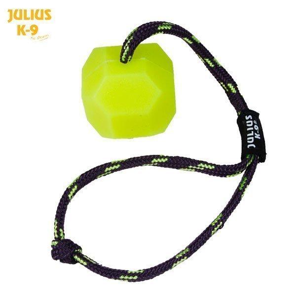 Julius K9 Silikonipallo Nuorallinen 6 Cm