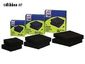 Juwel Kolpatron Carbon Sponge Compact 2 Kpl / Pakkaus