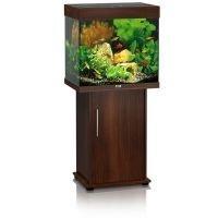 Juwel Lido 120 -akvaario + akvaariokaappi - tummanruskea