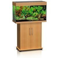 Juwel Rio 125 -akvaario + akvaariokaappi - tummanruskea