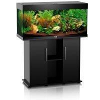 Juwel Rio 180 -akvaario + akvaariokaappi - tummanruskea