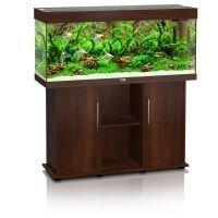 Juwel Rio 240 -akvaario + akvaariokaappi - pyökki
