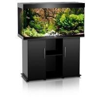 Juwel Rio 300 -akvaario + akvaariokaappi - musta