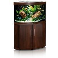 Juwel Trigon 190 -akvaario + akvaariokaappi - tummanruskea