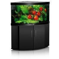 Juwel Trigon 350 -akvaario + akvaariokaappi - musta