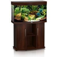 Juwel Vision 180 -akvaario + akvaariokaappi - tummanruskea