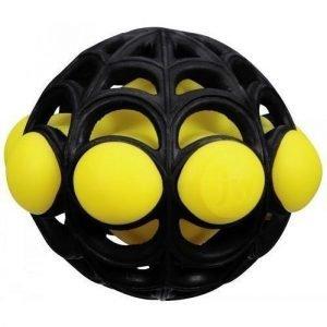 Jw Pet Arachnoid Ball Koiran Vinkulelu