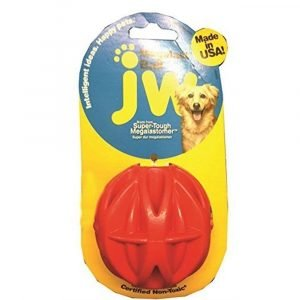Jw Pet Megalast Ball Medium Koiran Leikkipallo
