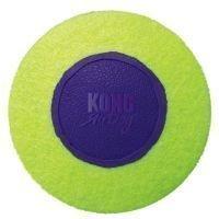 KONG Air Squeaker Disc - L: Ø 13 x K 5 cm