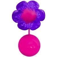 KONG Bat-A-Bout Flower - 2 kpl