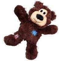 KONG WildKnots Bears - XS: P 10 x L 5 x K 4 cm