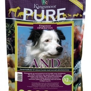 Kingsmoor Pure Koira Ankka 12 Kg