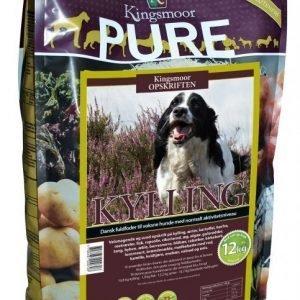 Kingsmoor Pure Koira Kana 12 Kg