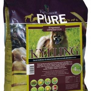 Kingsmoor Pure Koira Kana 4 Kg