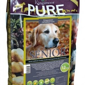 Kingsmoor Pure Koira Senior 12 Kg