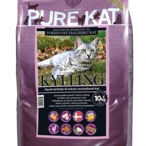 Kingsmoor Pure Steriloitu Kissa 10 Kg