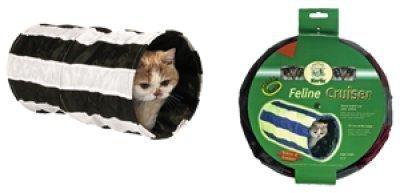 Kissan Tunneli Nailon 50 Cm