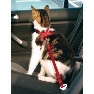 Kissan turvavaljas autoon