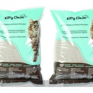 Kittyclean Kissanhiekka Savesta 2 X 5 L