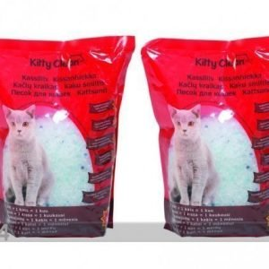 Kittyclean Piimaa Kissanhiekka 2 X 3