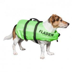Koiran Pelastusliivi M Vihreä