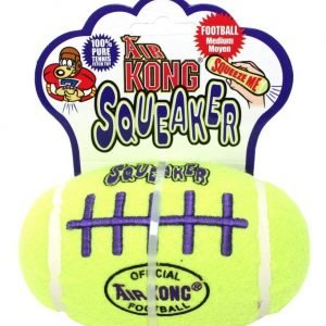 Kong Air Amerikkalainen Jalkapallo Squeaker Medium