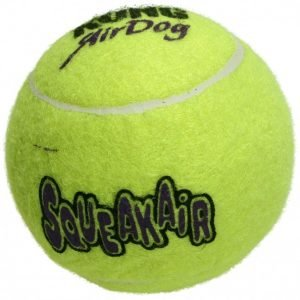 Kong Air Squeaker Tennispallo Large