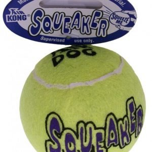 Kong Air Squeaker Tennispallo Medium