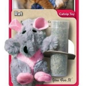 Kong Cat Rat