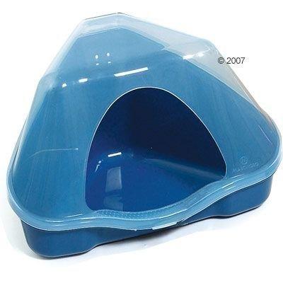 Kulma-WC Nora - P 35 x L 24 x K 22 cm