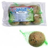 Lillebro-talipallot - säästöpakkaus: 60 kpl à 90 g
