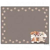 Little Dogs -kupinalusta - P 54 x L 42 cm