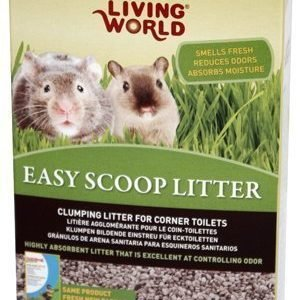 Living World Easy Scoop Litter Toasand 570 G