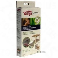Living World Green -kuivikepohja - 10 kpl: P 120 x L 80 cm