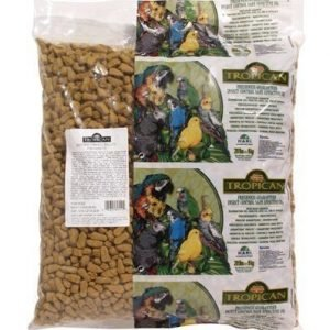 Living World Tropican High Performance Biscuits Papukaija 9 Kg