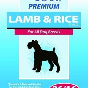Lone Star Lamb Meal & Rice 15kg