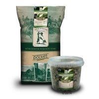 Mühldorfer-makupalojen täyttöpakkaus: ämpäri + säkki - vadelma (ämpäri 3 kg + säkki 10 kg)