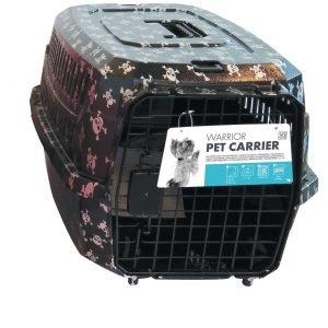 M-Pets Pirate Kuljetuslaatikko Lemmikille