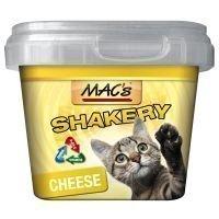 MAC's Shakery Snacks Cheese - 3 x 75 g