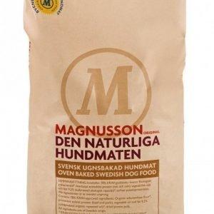 Magnusson Luonnollinen Koiranruoka 14 Kg