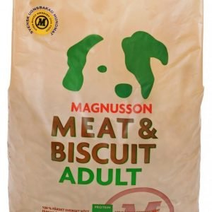 Magnusson Meat & Biscuit Adult 4