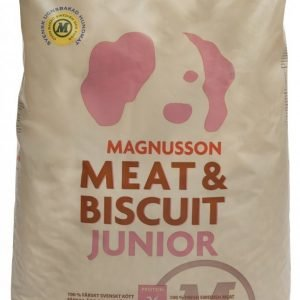 Magnusson Meat & Biscuit Junior 4