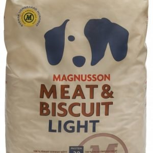 Magnusson Meat & Biscuit Light 4