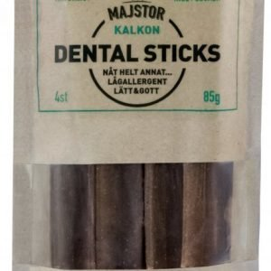 Majstor Dental Sticks Kalkon 4 St