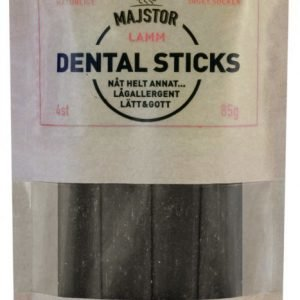 Majstor Dental Sticks Lamm 4 St