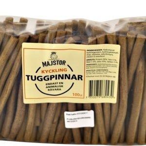 Majstor Tuggpinnar Kyckling 100 St