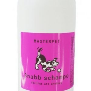 Masterpet Snabbschampo 200 Ml