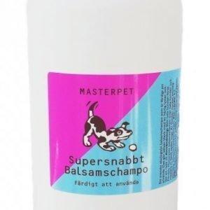 Masterpet Supersnabbt Balsamschampo 1 L